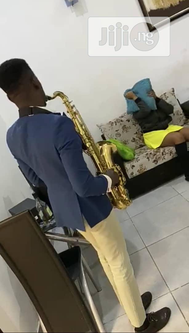 Book For A Professional Surprise Saxophonist | DJ & Entertainment Services for sale in Ikeja, Lagos State, Nigeria