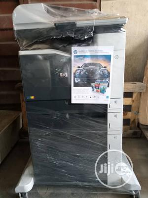 Hp Laserjet Mfp A3 Multifunction Printer 775 Colour   Printers & Scanners for sale in Lagos State, Surulere
