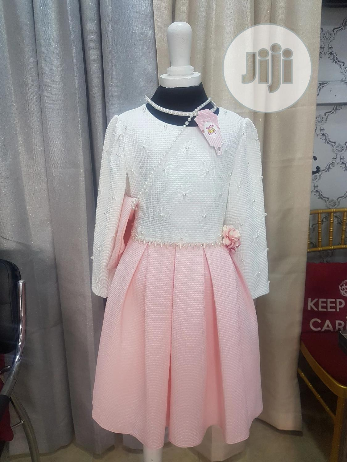 Girls Party Dress | Children's Clothing for sale in Ojodu, Lagos State, Nigeria