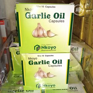 Nkoyo Garlic Oil Capsule | Vitamins & Supplements for sale in Lagos State, Amuwo-Odofin
