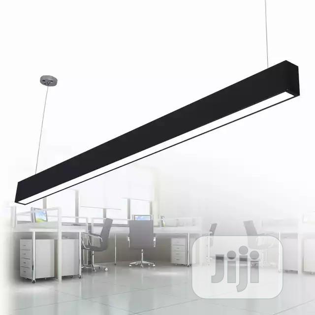 Linear Led Suspension Pendant Lamp