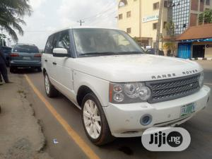Land Rover Range Rover Vogue 2009 White   Cars for sale in Lagos State, Ikeja