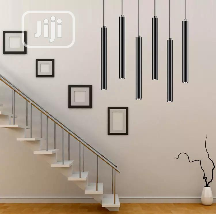 Alloy Cylindrical Long Pendant Lamp | Home Accessories for sale in Lagos Island (Eko), Lagos State, Nigeria