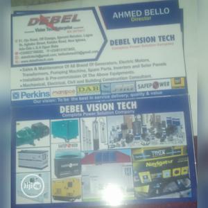 Repair,Buy And Sell Of Diesel Generator   Repair Services for sale in Lagos State, Surulere