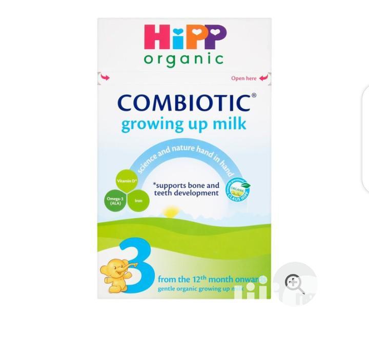 Hipp Organic Combiotic Growing Up Milk Stage 3 (800g)