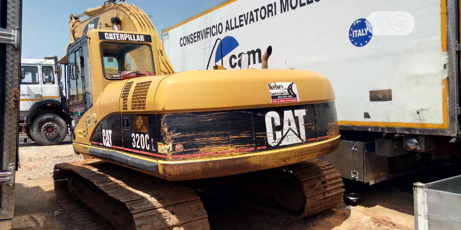 Foriegn Used CAT Excavator | Heavy Equipment for sale in Ajah, Lagos State, Nigeria
