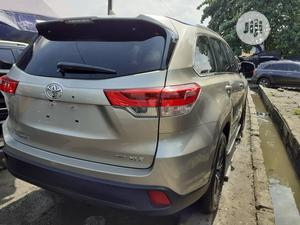 Toyota Highlander 2017 Gray | Cars for sale in Lagos State, Apapa