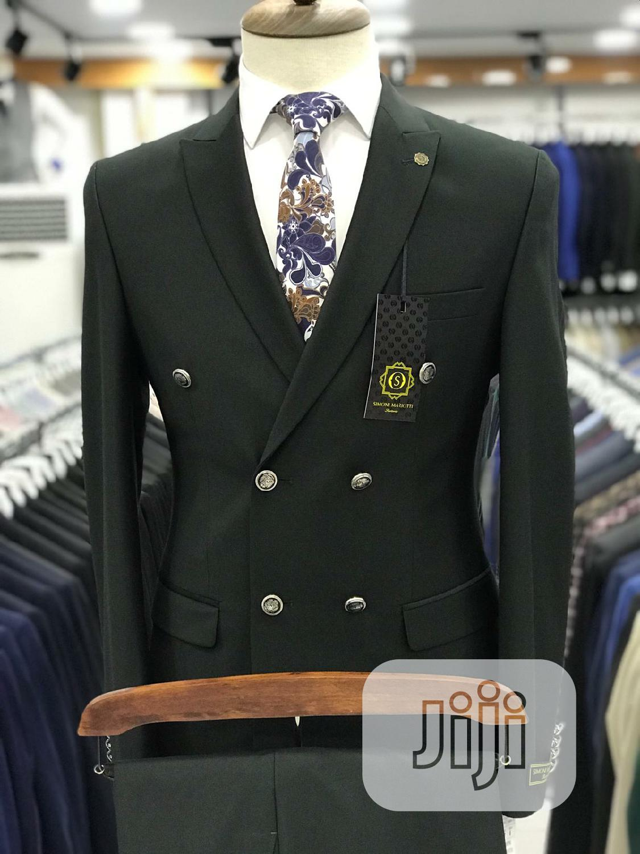 Simoni Marioti Double Breasted Quality Suits | Clothing for sale in Lagos Island (Eko), Lagos State, Nigeria