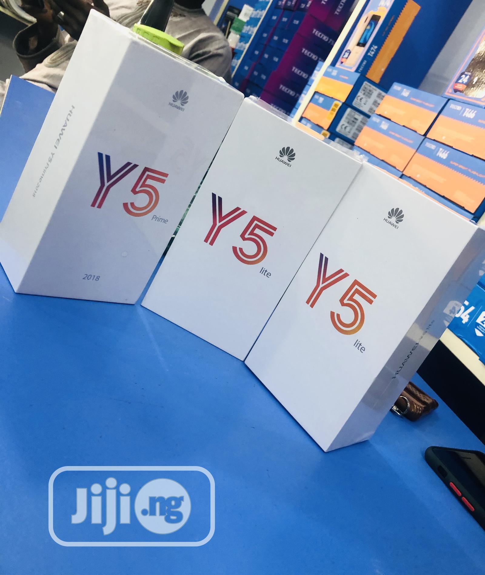 New Huawei Y5 Lite 16 GB   Mobile Phones for sale in Kaduna / Kaduna State, Kaduna State, Nigeria