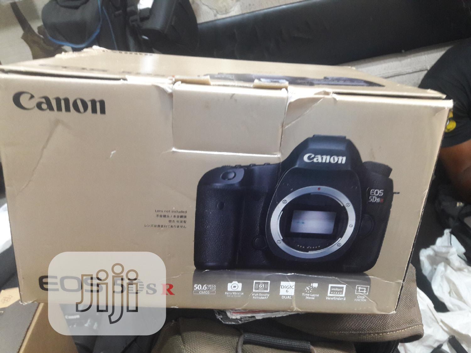 Canon EOS 5ds R Camera (Body Only)
