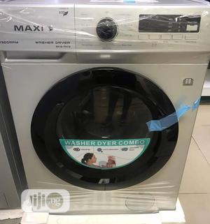 Maxi Washing Machine Wm 80fwd_w   Home Appliances for sale in Lagos State, Ifako-Ijaiye