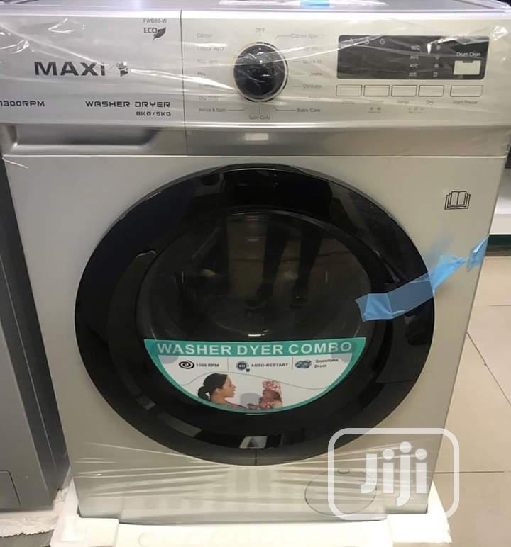 Maxi Washing Machine Wm 80fwd_w