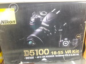 Nikon D5100 DSLR Camera | Photo & Video Cameras for sale in Lagos State, Ikeja