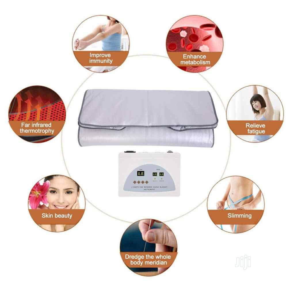 Sauna Blanket Detoxifies Beauty Machine Body Massager | Tools & Accessories for sale in Port-Harcourt, Rivers State, Nigeria