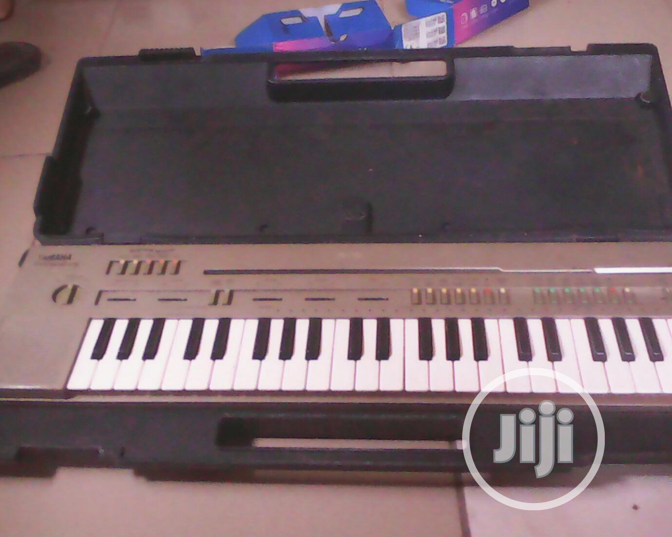 Archive: Used Yamaha Keyboard