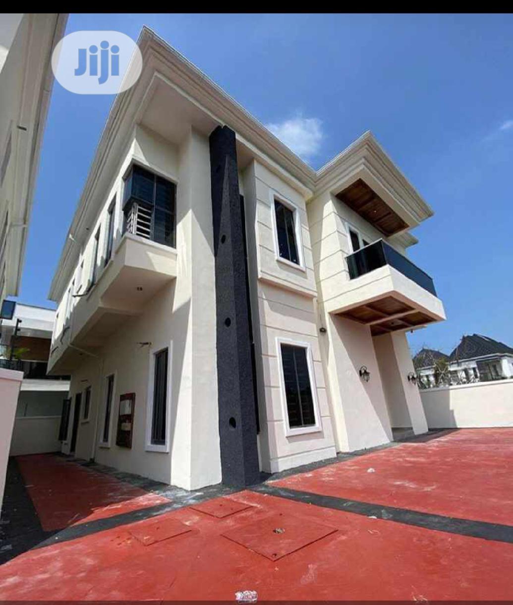 Luxury 5 Bedroom Detached Duplex With Bq