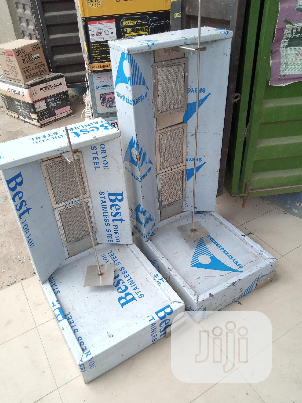 Local Sharwama Machines