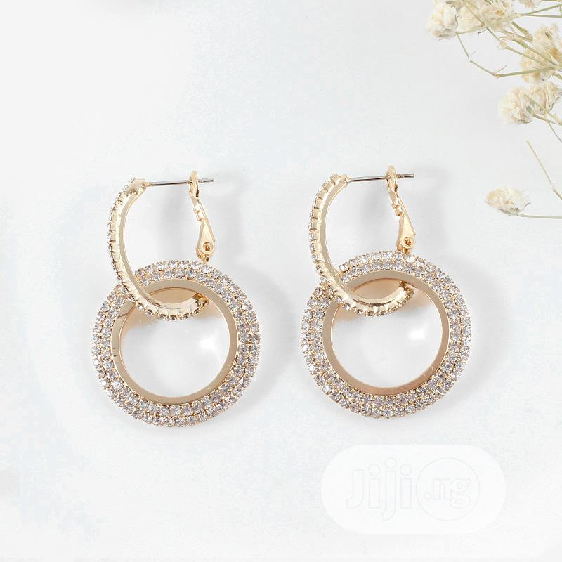 Quality American Steel Earrings | Jewelry for sale in Port-Harcourt, Rivers State, Nigeria