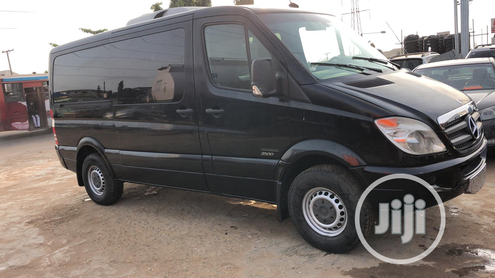 Mercedes-benz Sprinter 2012 Black | Buses & Microbuses for sale in Isolo, Lagos State, Nigeria