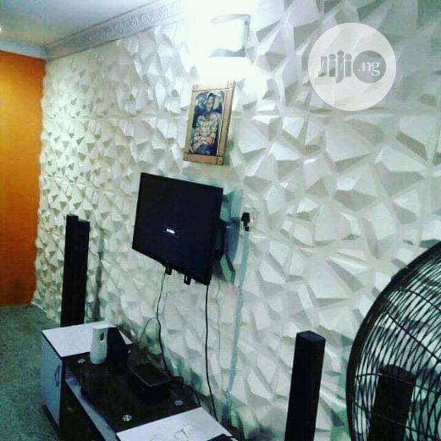 3d And Wallpapers   Home Accessories for sale in Orile, Lagos State, Nigeria