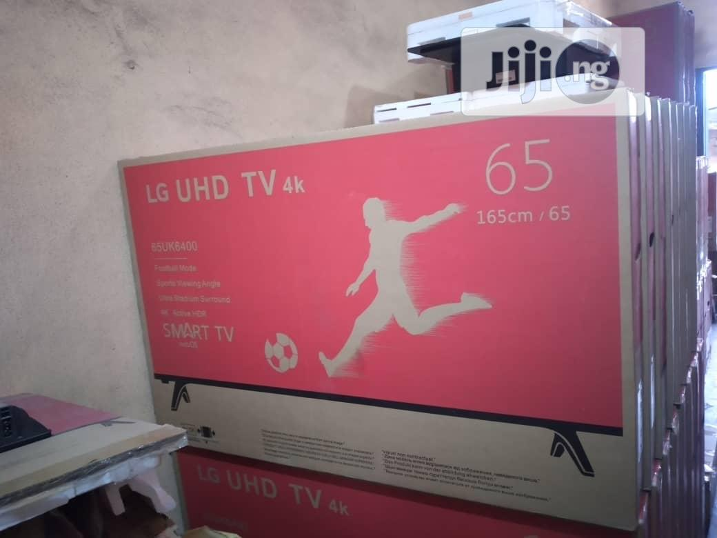 Archive: LG Smart Full HD Television 65 Inches
