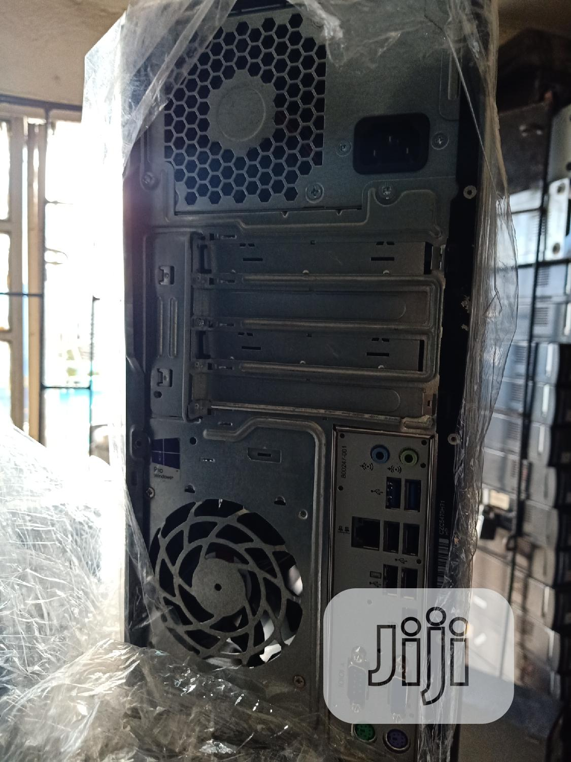 Desktop Computer HP ProDesk 400 G4 8GB Intel Core i7 HDD 1T | Laptops & Computers for sale in Ikeja, Lagos State, Nigeria