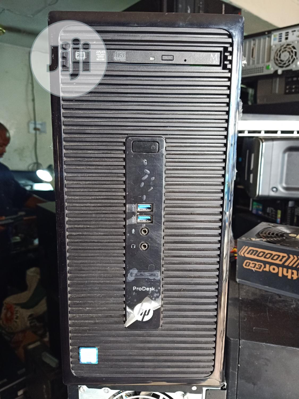 Desktop Computer HP ProDesk 400 G4 8GB Intel Core i7 HDD 1T