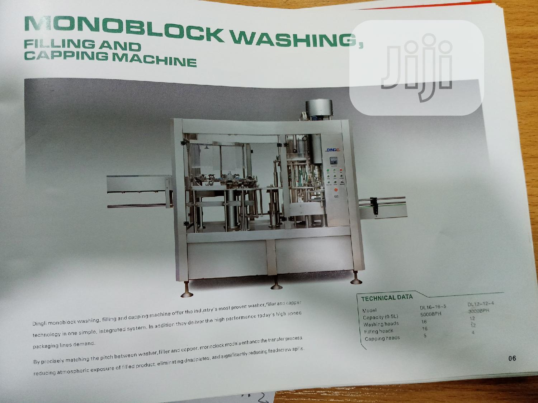 Monoblock Washing Machine | Manufacturing Equipment for sale in Orile, Lagos State, Nigeria