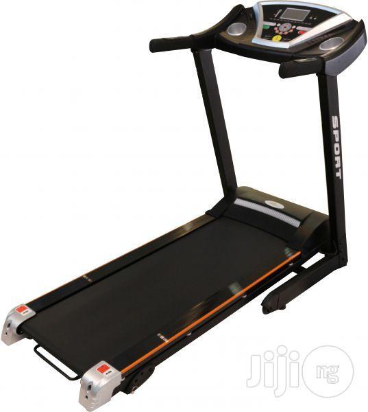 Archive: Automatic Treadmill