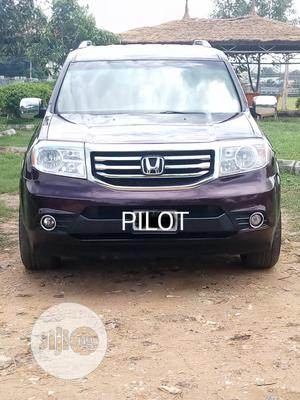 Honda Pilot 2013 Red   Cars for sale in Abuja (FCT) State, Wuye