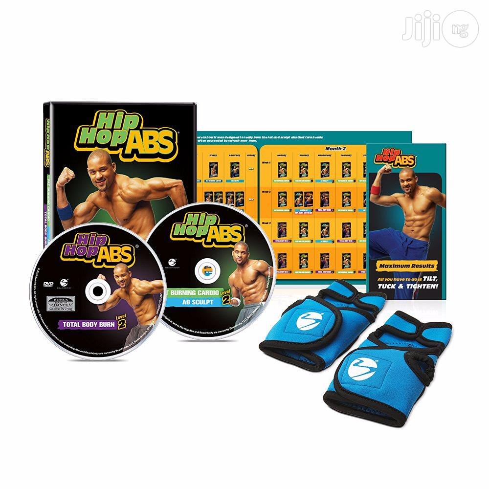 Hip-hop Abs Ultimate Result Workout DVD