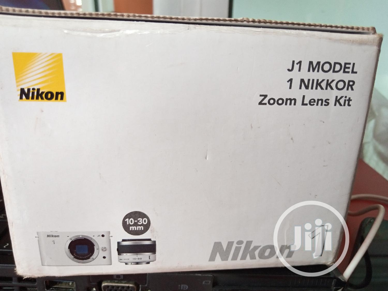 Nikon J1 Camera   Photo & Video Cameras for sale in Ikeja, Lagos State, Nigeria