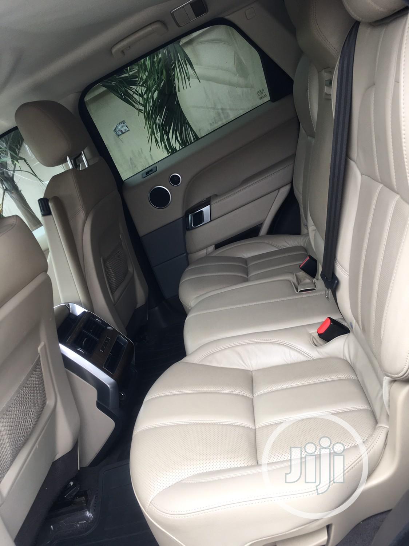 Land Rover Range Rover Sport 2015 Black   Cars for sale in Lekki, Lagos State, Nigeria