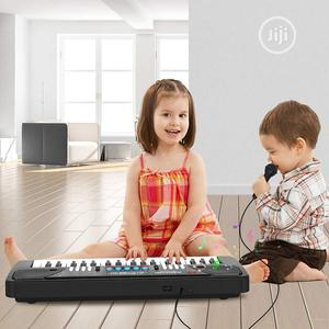 Kids Electronics Musical Keyboard With Radio & Microphone | Toys for sale in Lagos State, Maryland