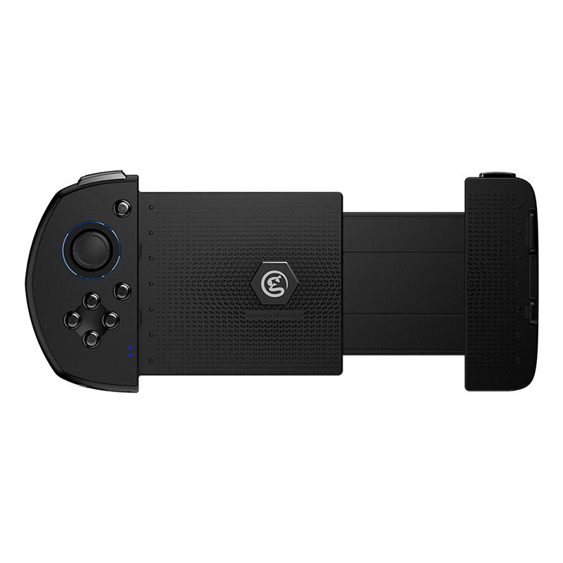 One-Handed Wireless Game Controller - Bluetooth Gamepad With