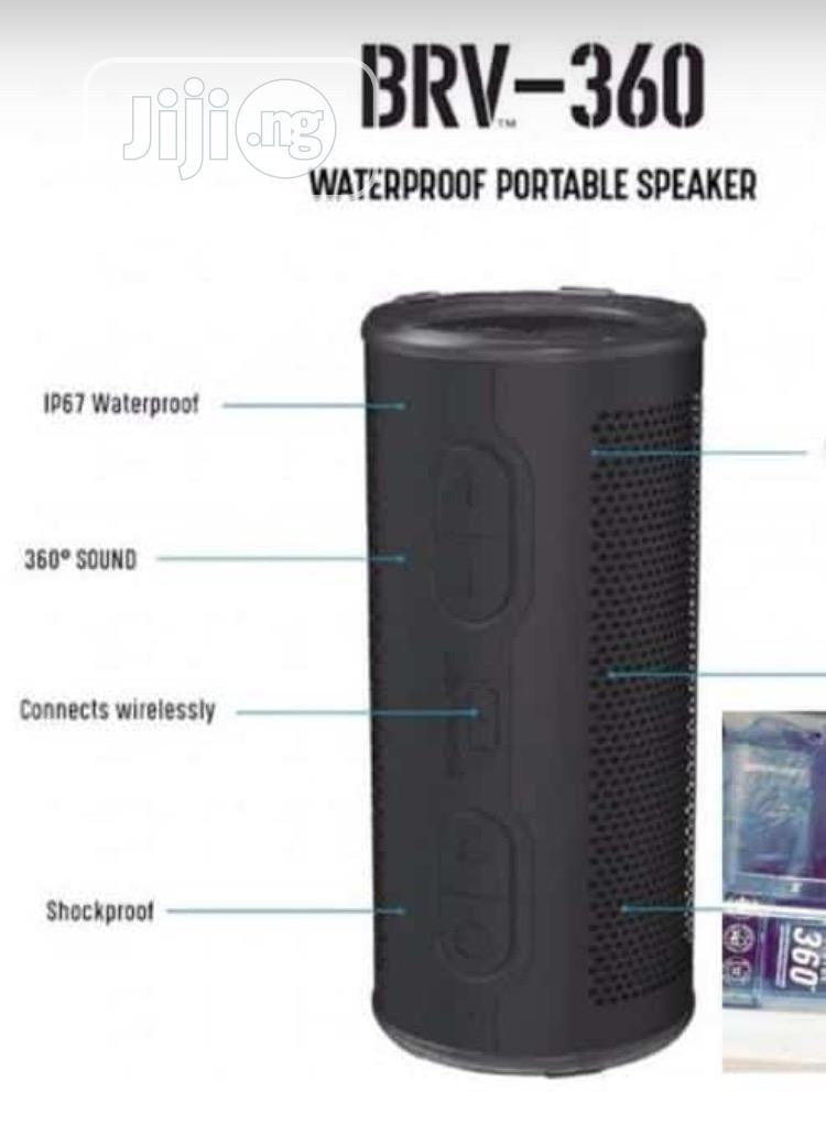 Archive: Braven Stryde 360 Wireless Bluetooth Speaker Waterproof