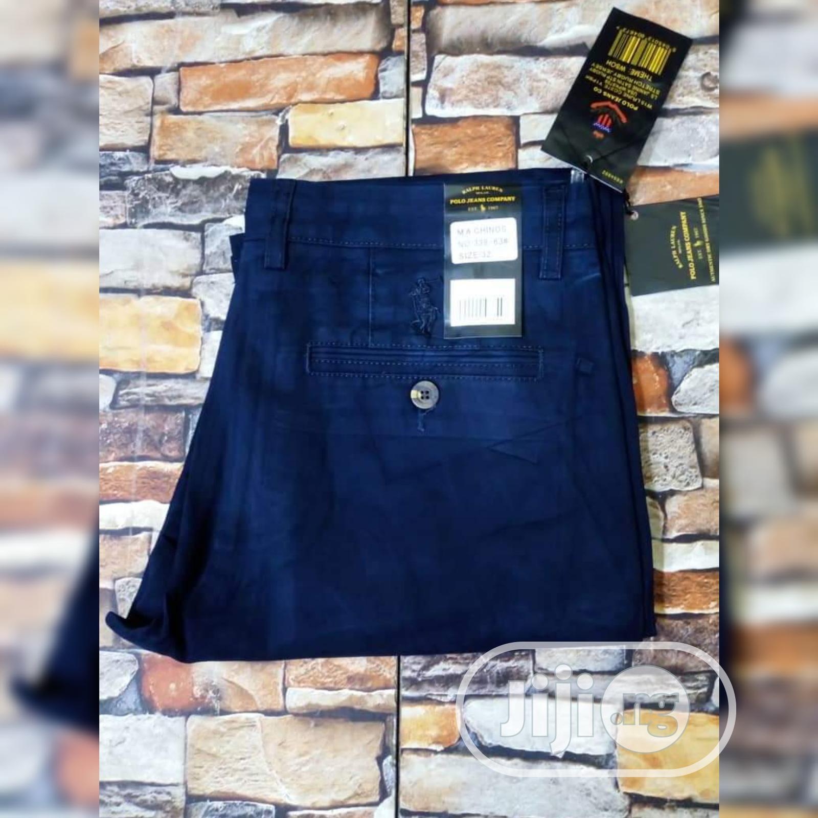 Men Chinos Trouser | Clothing for sale in Lagos Island (Eko), Lagos State, Nigeria