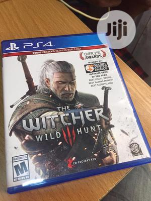 Ps4 The Witcher Wild 111 Hunter | Video Games for sale in Lagos State, Ikeja