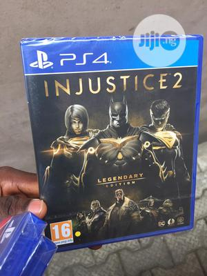 Ps4 Injustice 2 Legendary Edition | Video Games for sale in Lagos State, Ikeja