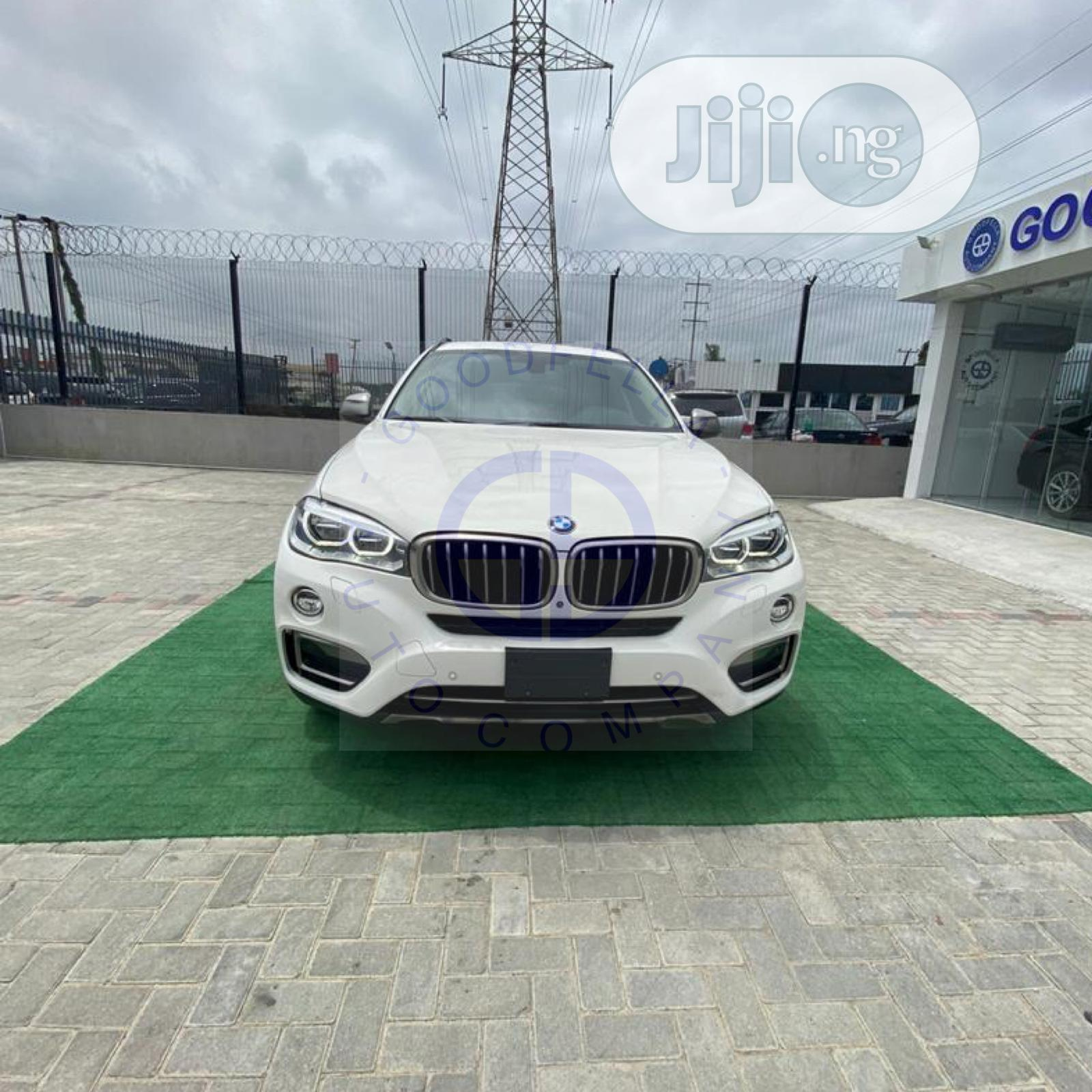 BMW X6 2017 White | Cars for sale in Ikoyi, Lagos State, Nigeria