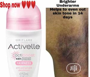 Get Rid Of Dark Armpit,Odour & Sweaty Armpit With Activelle | Skin Care for sale in Enugu State, Enugu