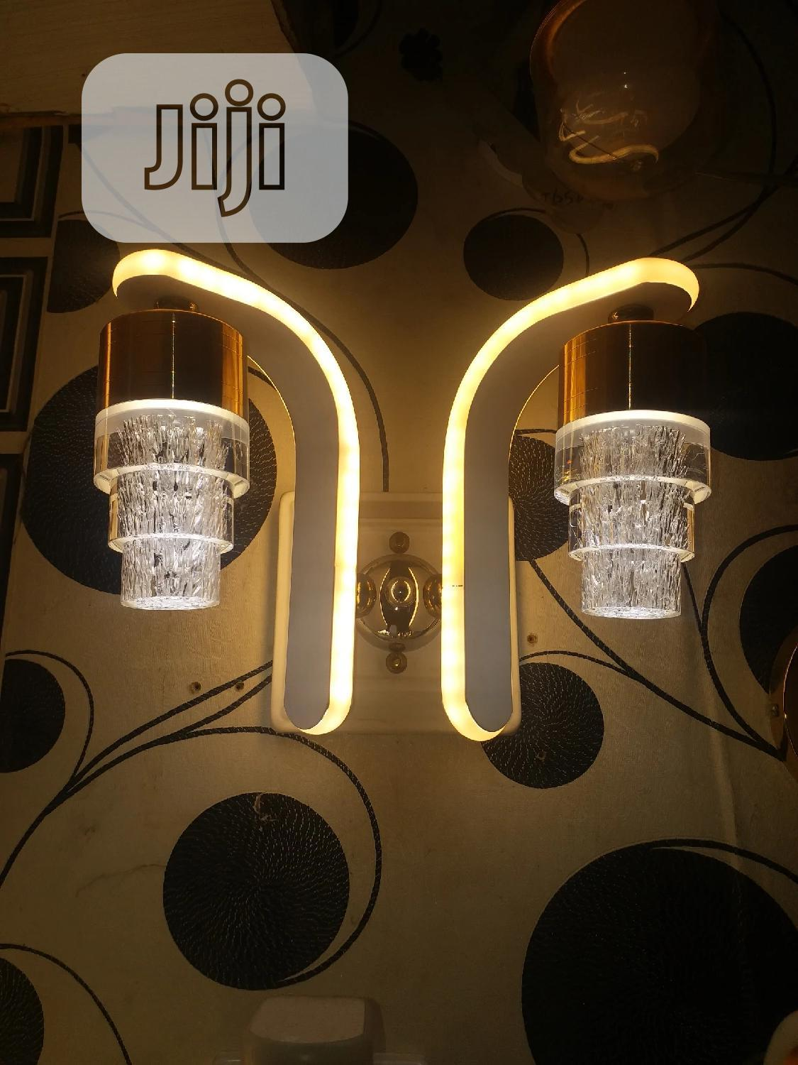 Archive: 3 In 1 LED Wall Fittings (Double)
