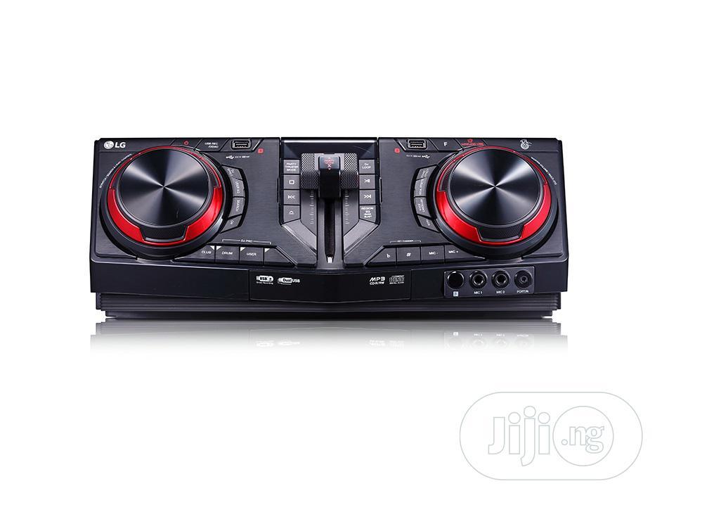 Archive: LG XBOOM CJ87 2350W Hi Fi Home Theatre System