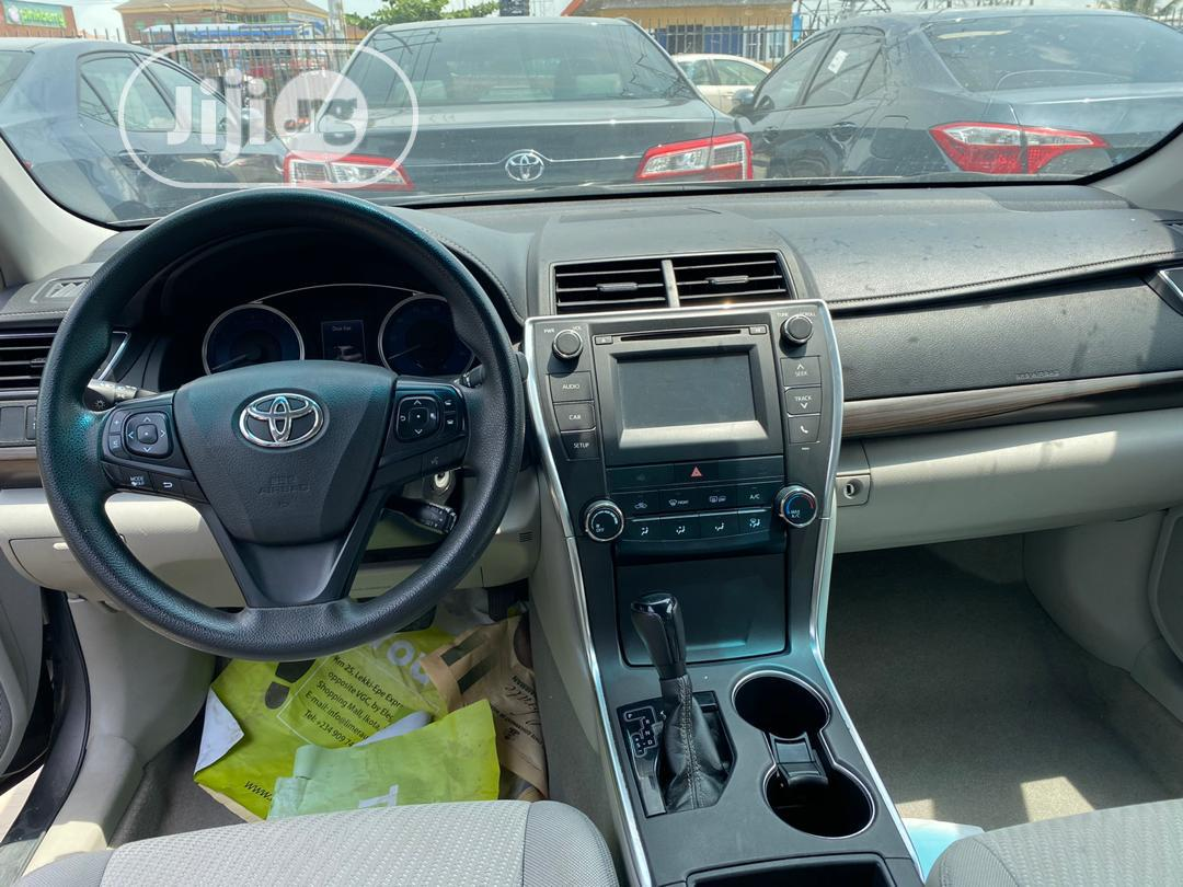 Toyota Camry 2016 Gray | Cars for sale in Lekki Phase 1, Lagos State, Nigeria