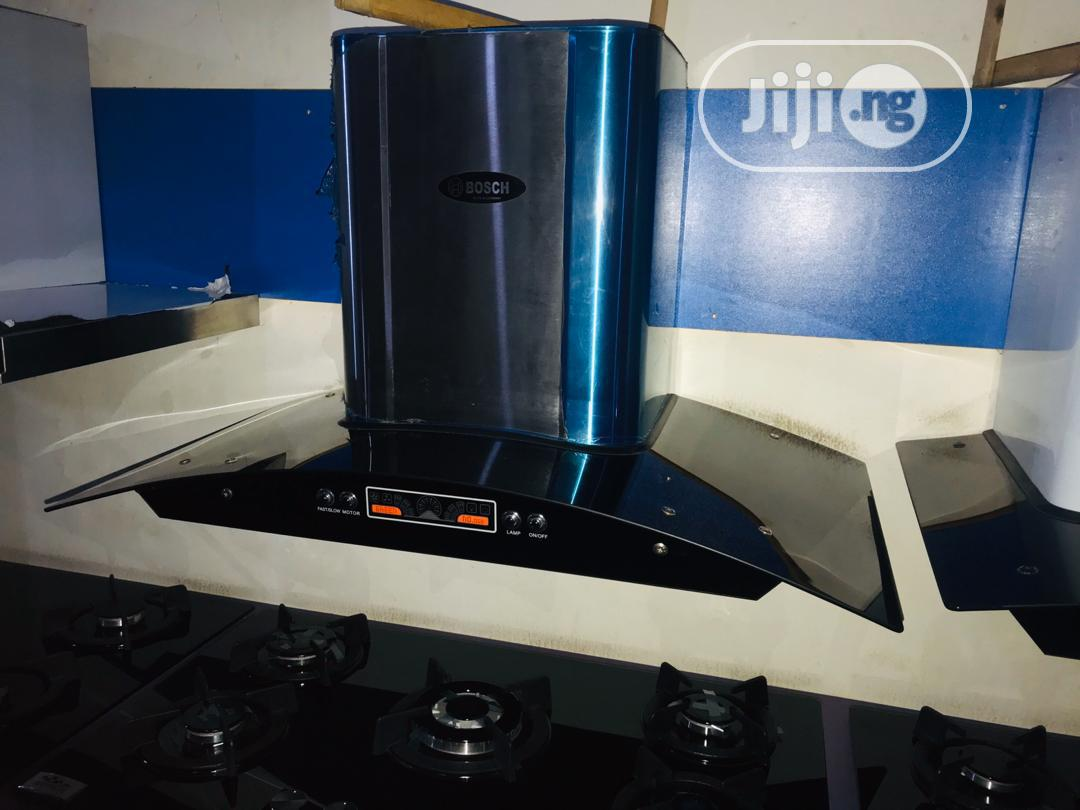 Professional In Installation Of Kitchen Hob And Hood