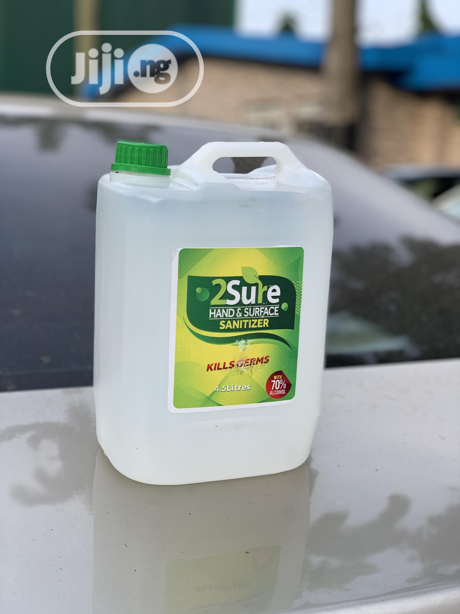 2sure Hand Surface Sanitizer 5litre