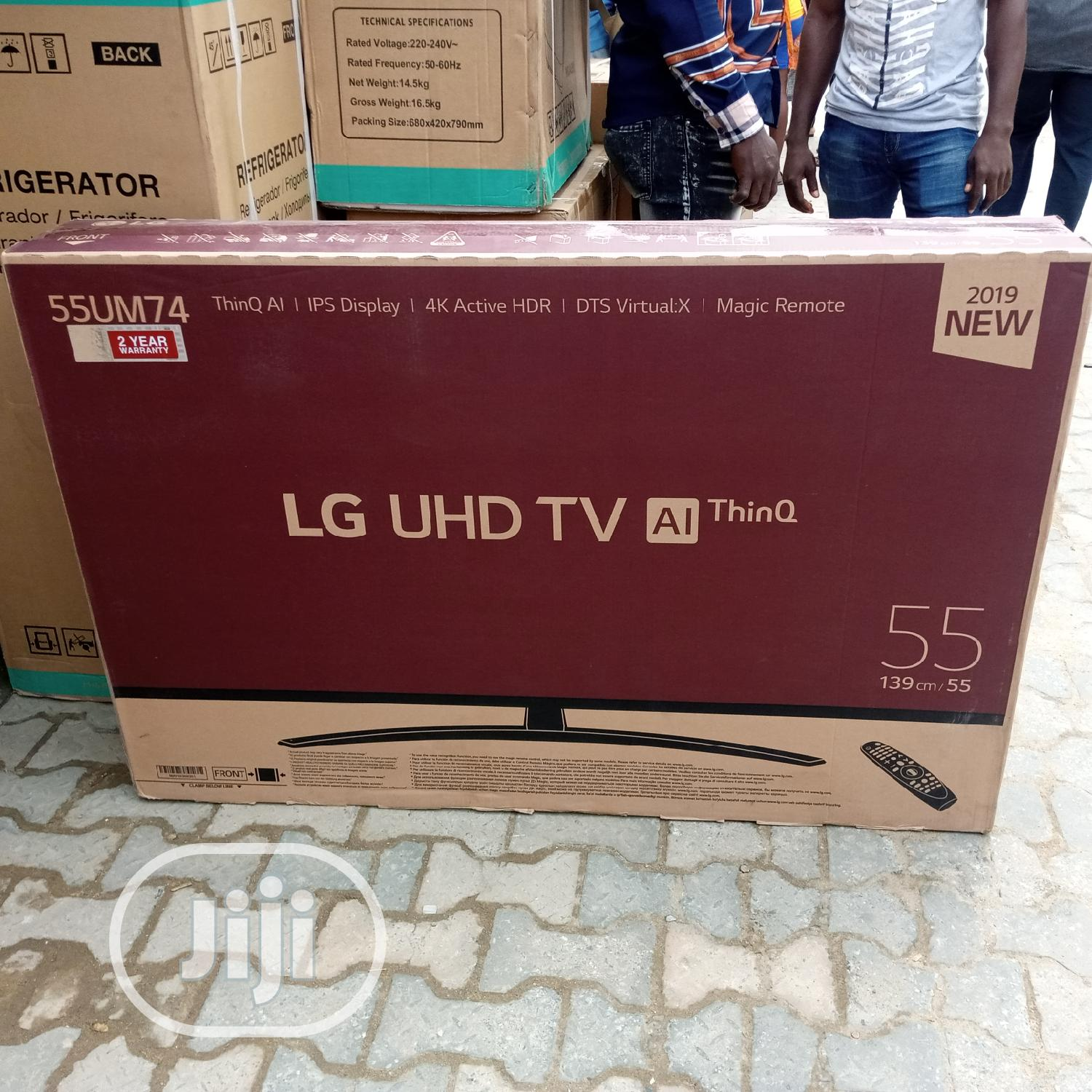 Lg 55 Inches Television Smart