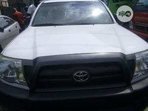 Toyota Hilux 2004 White   Trucks & Trailers for sale in Lagos State, Apapa