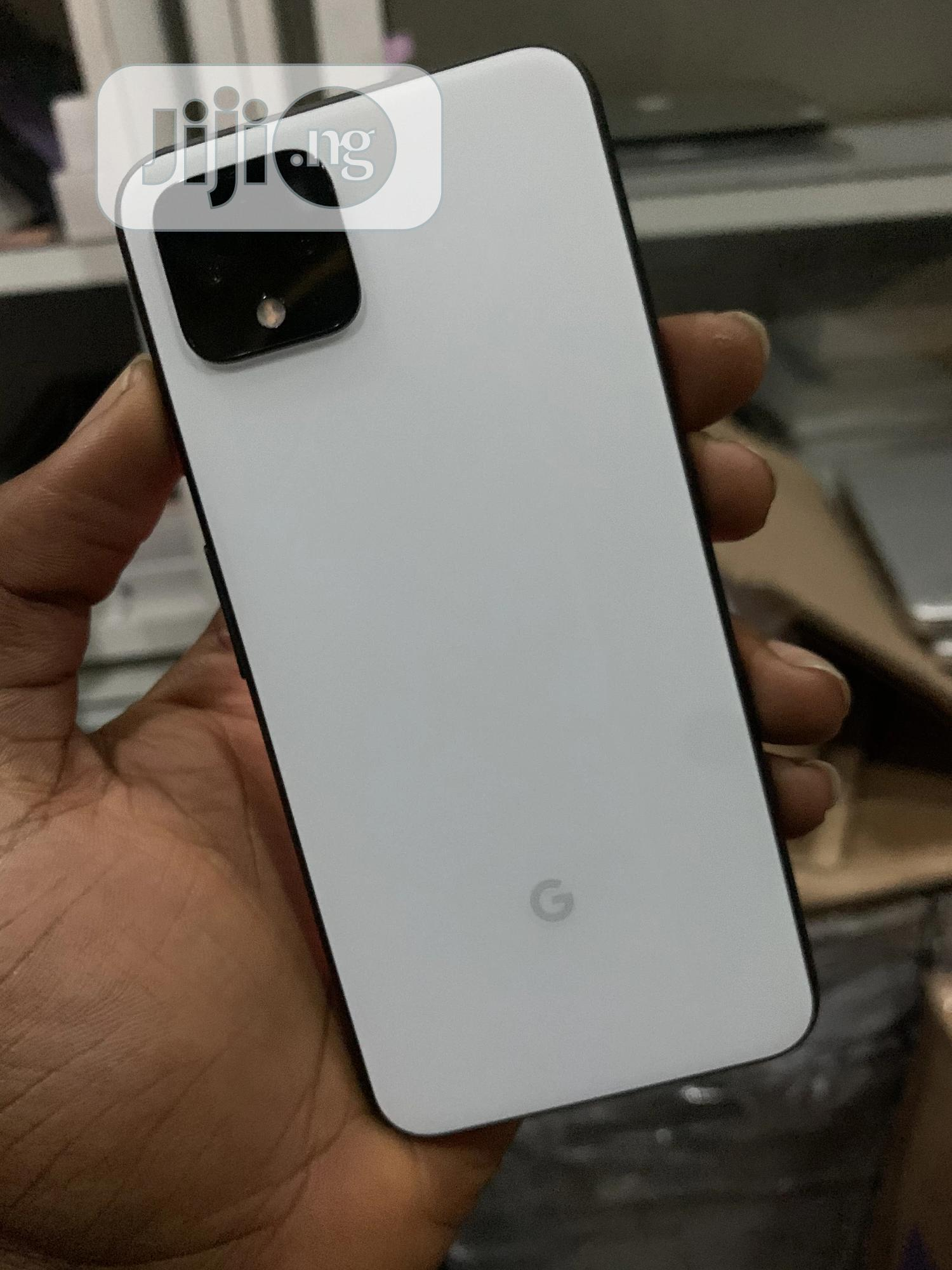 Google Pixel 4 64 GB White