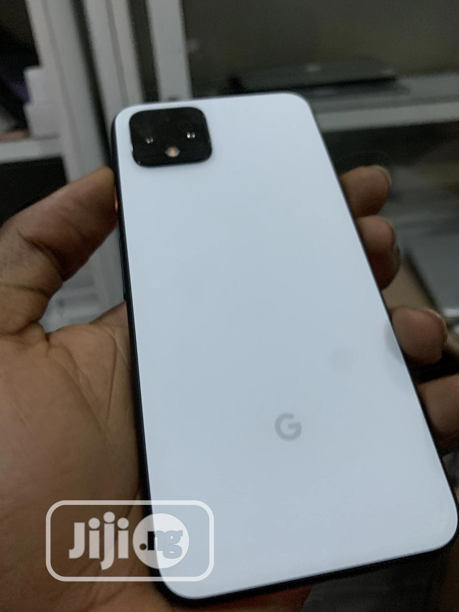 Google Pixel 4 64 GB White | Mobile Phones for sale in Ikeja, Lagos State, Nigeria